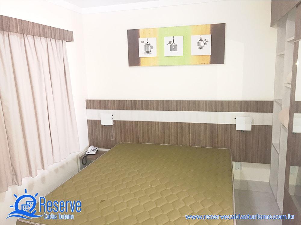 Imagem ilustrativa do Apartamento da oferta: Reveillon no Lacqua diRoma